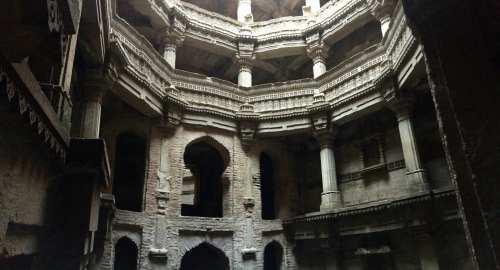 Step Well, India