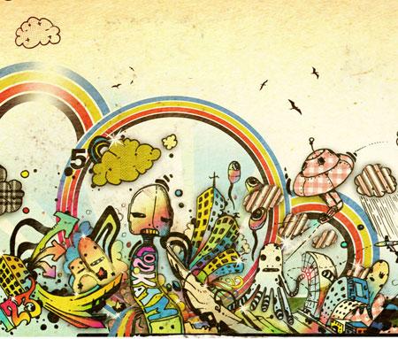 graphic design by Matei Apostolescu