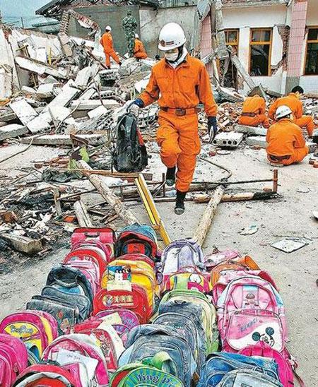 earthquake sichuan
