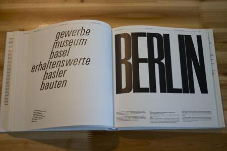 typography emil ruder