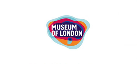 logo of the museum of london