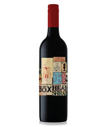 boxhead wine
