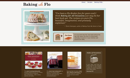 baking with flo