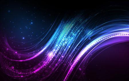 glow wallpaper