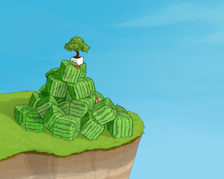 melon mountain