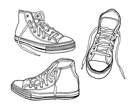 sneakers vectors