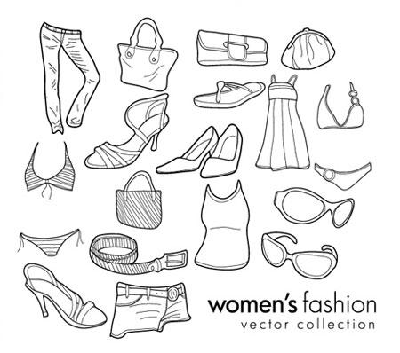 women cloting fashion