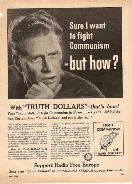 fight communism