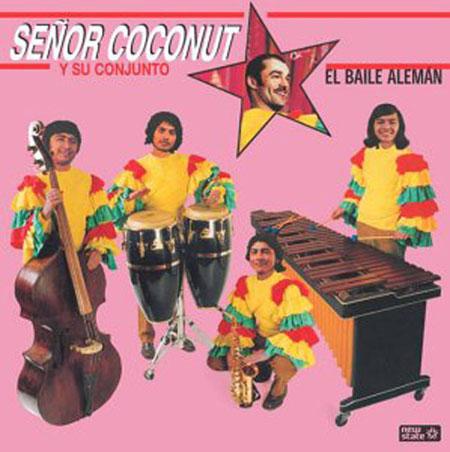senor coconut
