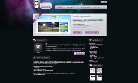 al website design