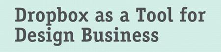 dropbox for designers