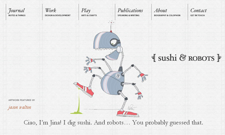 Sushi and Robots