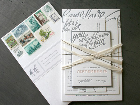 0010_tremblay_wedding_envelope_postage_stamps_tied_bundle-600x450