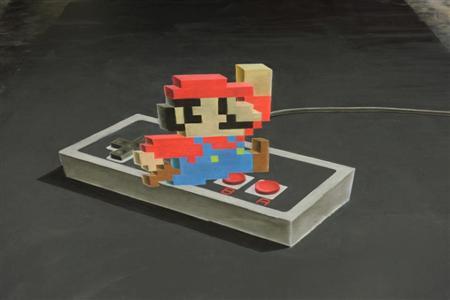 3D-Mario