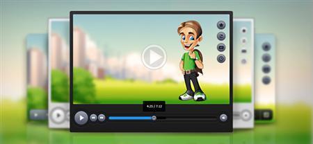 Video_Player_PSD_Set