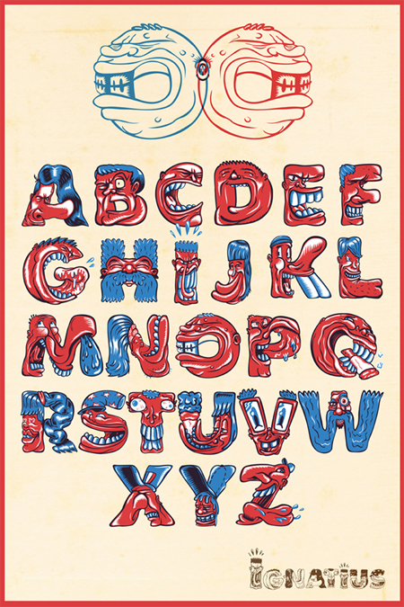 cartoonish-font