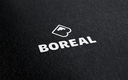 Boreal-Logo-Mockup-Black