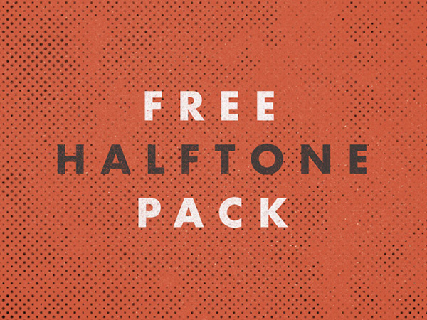 free-halftone-pack