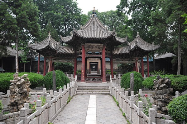 The-Great-Mosque-Of-Xian-China