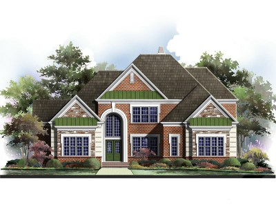 House Plans from 3000-3499 Sq Ft