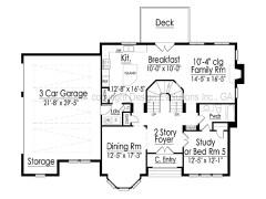 Breedon first floor