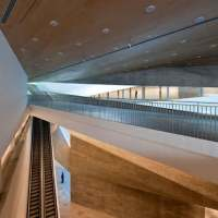 The Herta & Paul Amir Building at the Tel Aviv Museum of Art