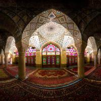 Architecture photography by Mohammad Reza Domiri Ganji