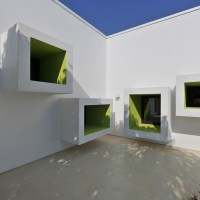 The Kindergarten of the German School of Athens by Potiropoulos D+L Architects
