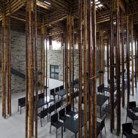 Son La Restaurant designed by Vo Trong Nghia Architects