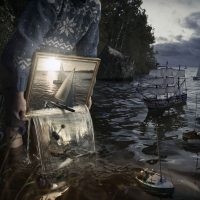 The surreal world of Erik Johansson