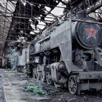Soviet Ghosts by Rebecca Litchfield