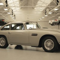 Behind the Scenes at the Aston Martin Works Restoration Garage with MR PORTER