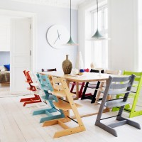 History: Tripp Trapp by Peter Opsvik for Stokke
