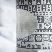 Skinos Mastiha Spirit designed by Minus