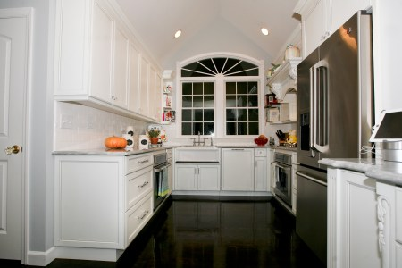 cathedral ceiling kitchen 2627