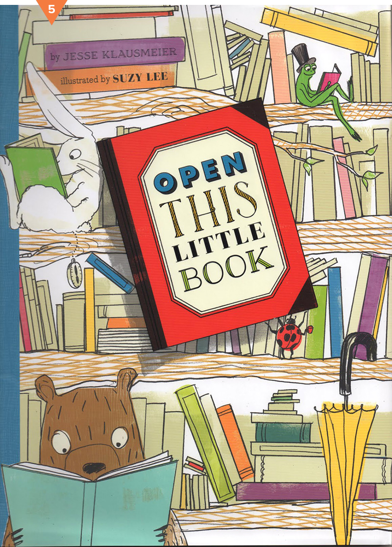 Open This Little Book #givebooks