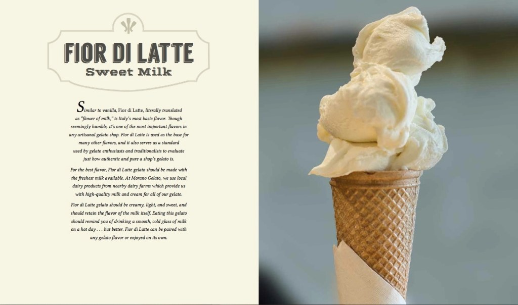 The Art of Making Gelato by Morgan Morano