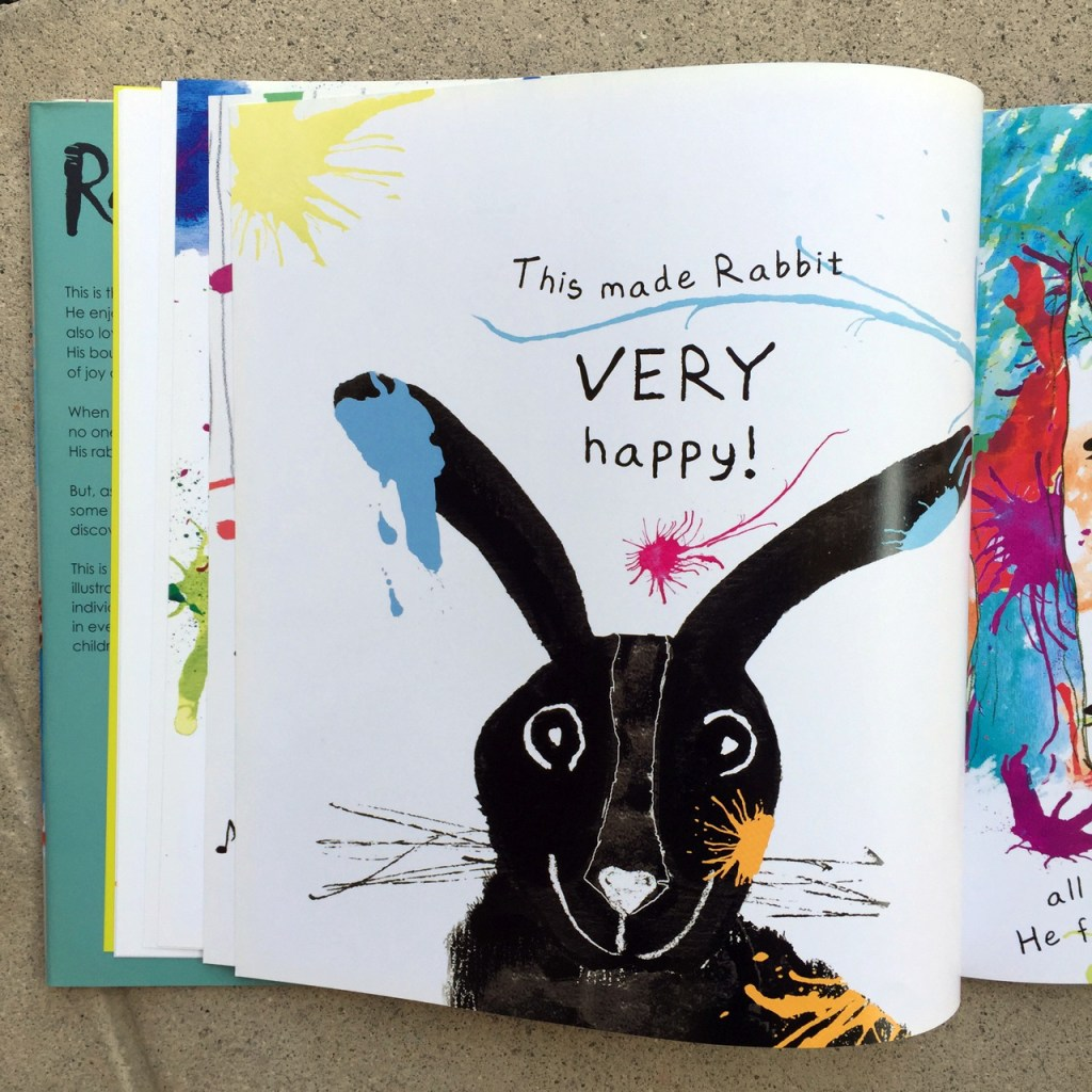 Rabbityness by Jo Empson
