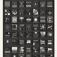 Duecento anni di graphic design, il manifesto di Pop Chart Lab