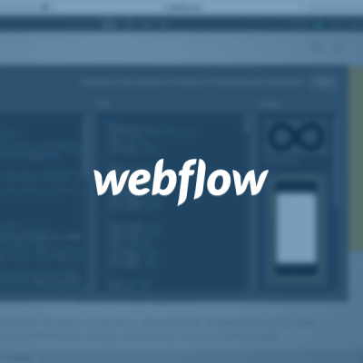 Episode 9 – Webflow