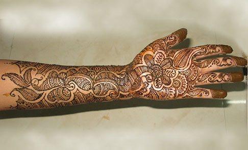 arabic mehndi designs 2010