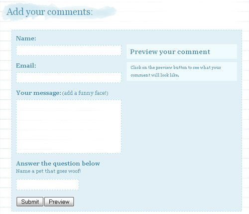 lucky-blackmore-blog-comment-form