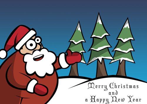 christmas card photoshop tutorial-12