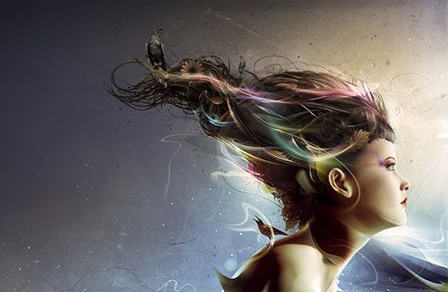 Inspirational Digital Art Designed Mike Campau
