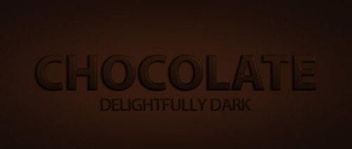 Delicious Chocolate Text 30 Interesting Photoshop Text Effect Tutorials - Designs Mag