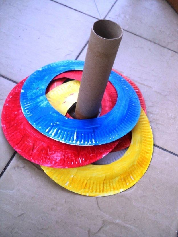 Incredible diy paper plate crafts ideas for kids for Diy paper crafts for kids