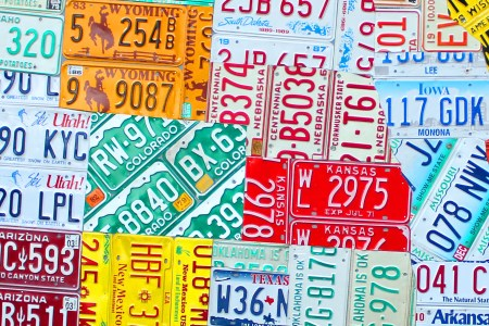purchase usa license plate maps by design turnpike