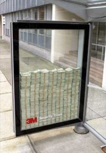 3M Security Glass Ad
