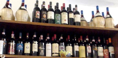 Florence i due G wine