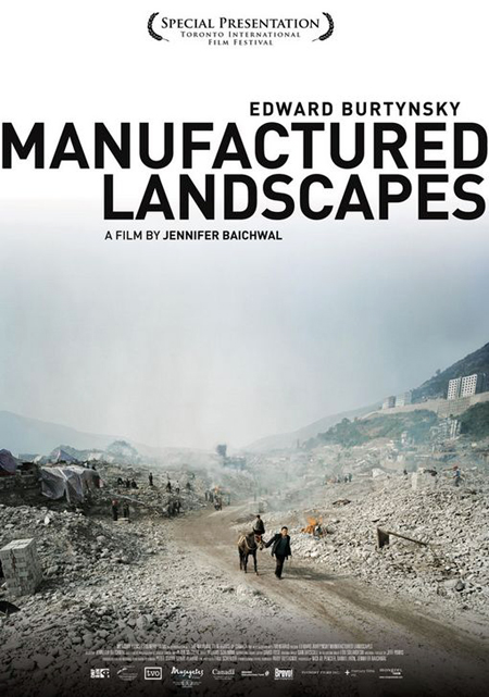 manufactured landscapes movie